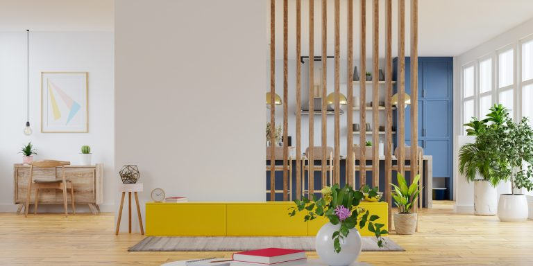 The most important methods used in interior design and decoration