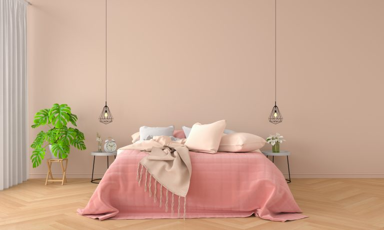 Various ideas for interior design for bedrooms