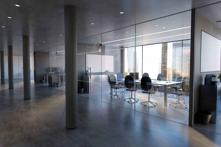 Various ideas for interior design for your company