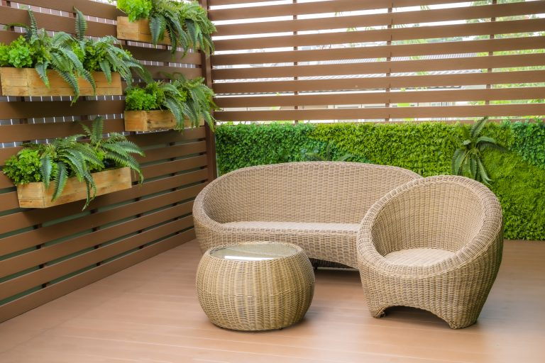 Various ideas for balcony interior design